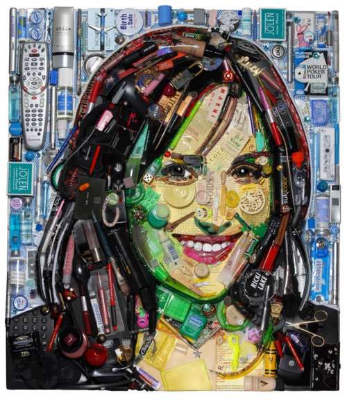 Recycled Celebrities By Jason Mecier