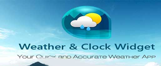 Weather & Clock Widget Apk v3.5.0.0 Full