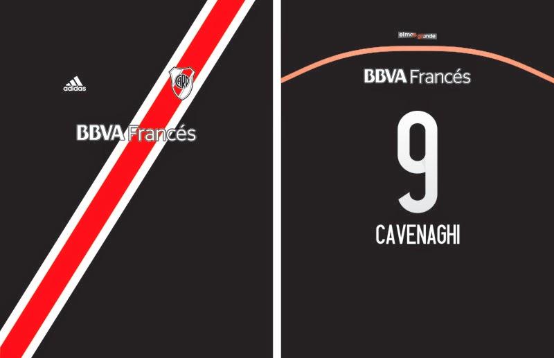 Nueva camiseta de River 2015/2016 filtrada