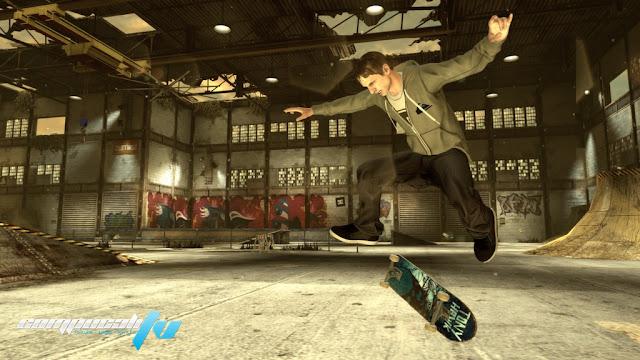 Expansion Revert Pack DLC Skidrow Tony Hawks Pro Skater HD Versión 2