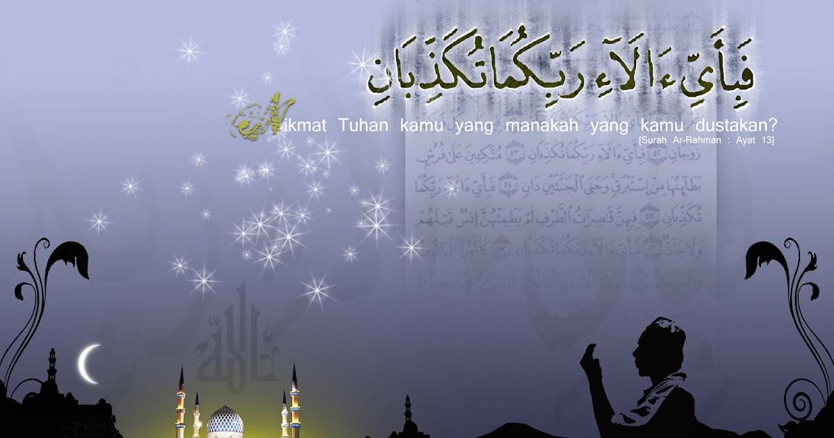 Wallpaper islamik - Ni...