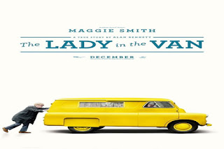 Sinopsis The Lady in the Van (2016)