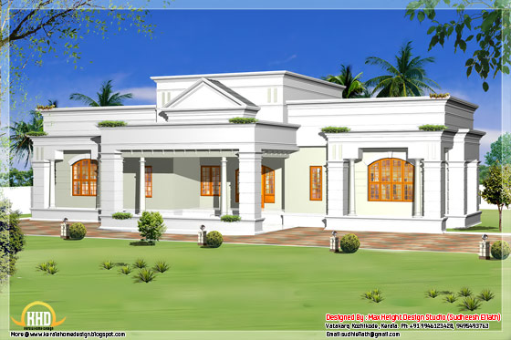2700 Square feet 3 bedroom single storey house - May 2012