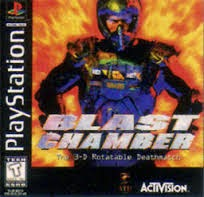 Blast Chamber - PS1 - ISOs Download