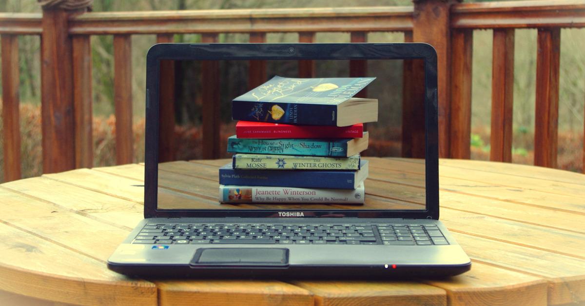 Онлайн-платформа для семейного чтения электронных книг  дома