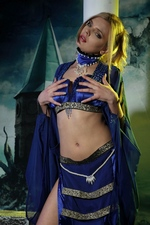 "Bridget in ""The Witch"" at Sinful Goddesses"
