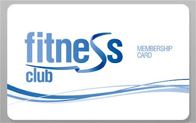 gym membership gift certificate template