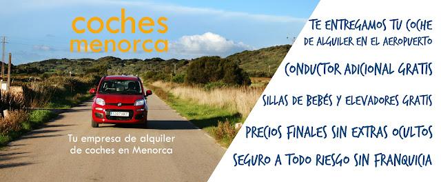 Alquilar-coche-Menorca