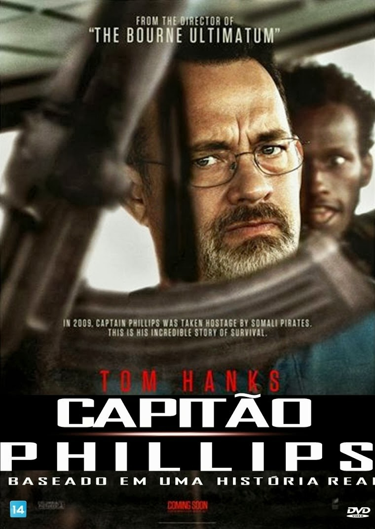 Capitão Phillips – Legendado (2013)