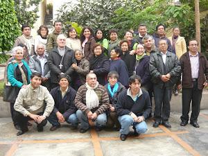 ENCUENTRO NACIONAL DE MISIONEROS 2012