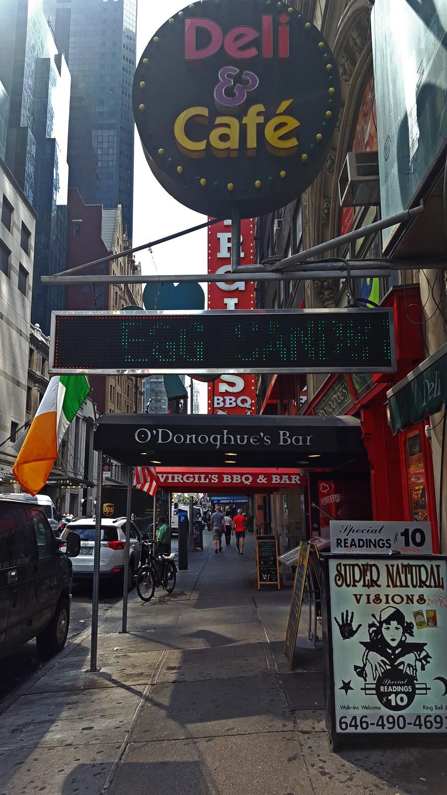 Stranamente degli opposti in new york for Piani torreggianti