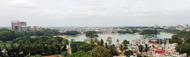 ulsoor lake in Bangalore