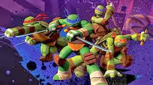 Teenage Munant Ninja Turtles Dark Horizons