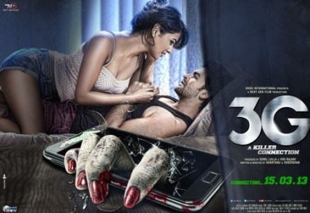 Watch 3G &#8211; A Killer Connection (2013) Hindi Movie Online