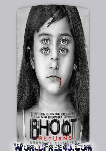 Poster Of Hindi Movie Bhoot Returns (2012) Free Download Full New Hindi Movie Watch Online At worldfree4u.com