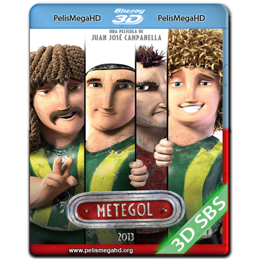 METEGOL (2013) FULL 3D SBS 1080P HD MKV ESPAÑOL LATINO