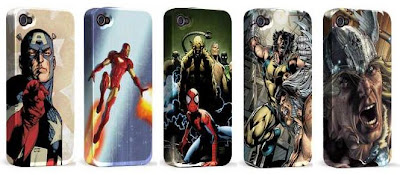 Avengers android phone case