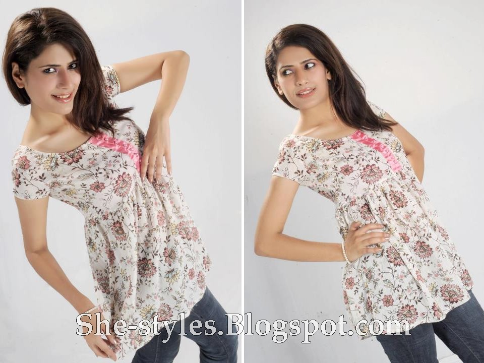 Designer short kurti fashion jeans amp kurtis top 2012 2013 new