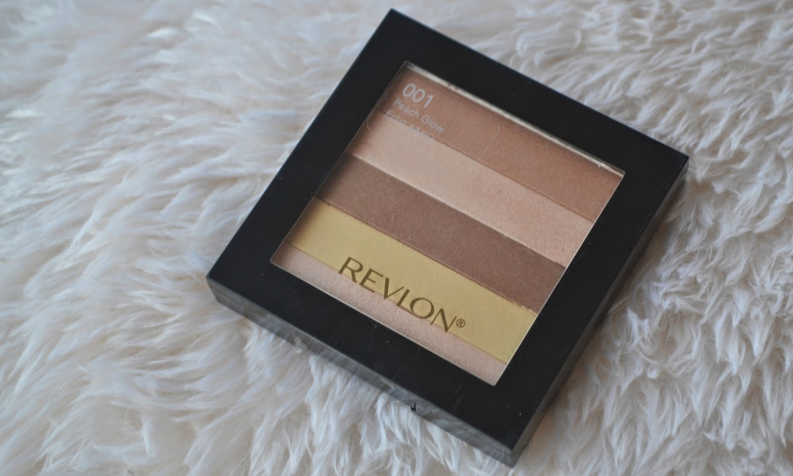 blush Highlighting Palette