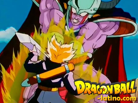Dragon Ball Z capitulo 121