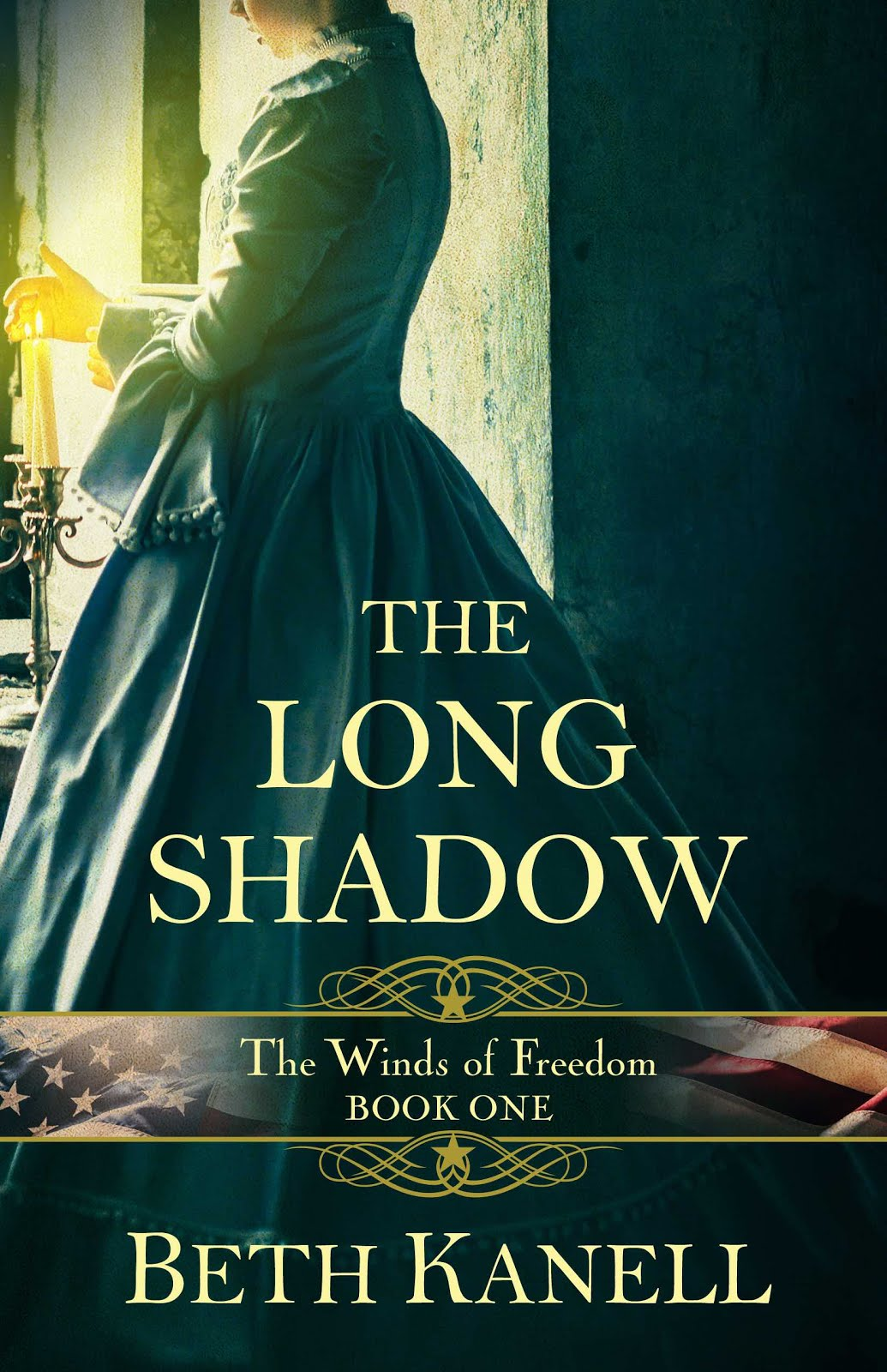 THE LONG SHADOW, three teens in 1850 Vermont -- what dangers do they race into?