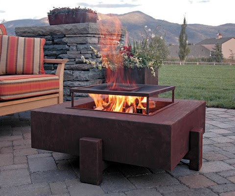 Design For The Seasons Patio Furniture Outdoor Fireplaces