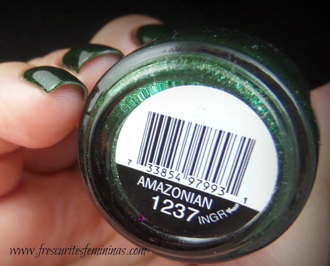 Sinful Colors, Amazonian, Frescurites Femininas, beauty blogger, Atlanta