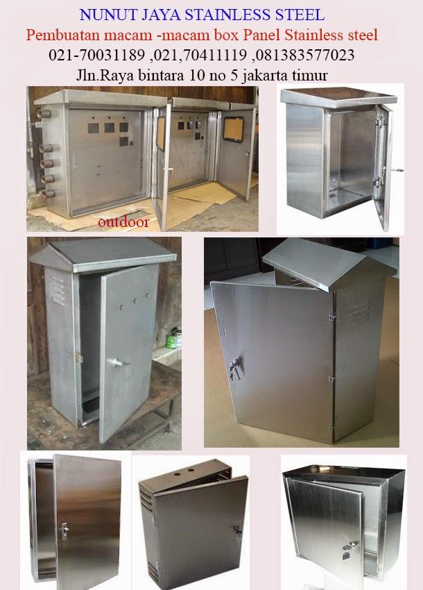 pembuatan macam macam box panel electrical