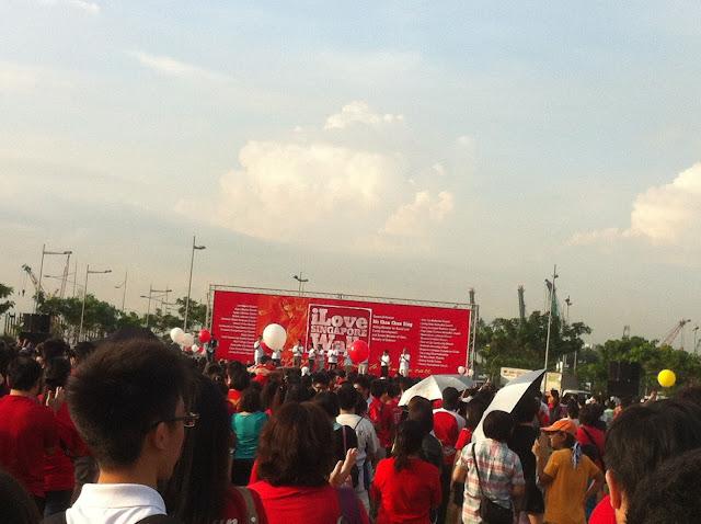 iLoveSingaporeWalk2012