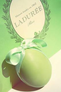 Ladurée Easter egg