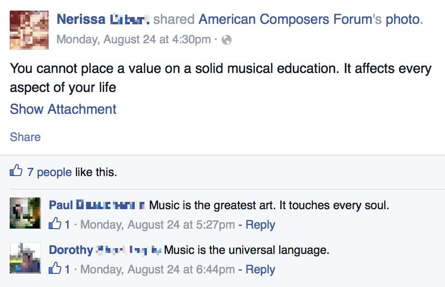 Better Person Better Musician Responses To The Venn Diagram