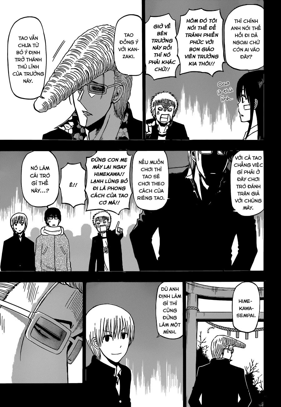 Vua Quỷ - Beelzebub tap 193 - 6