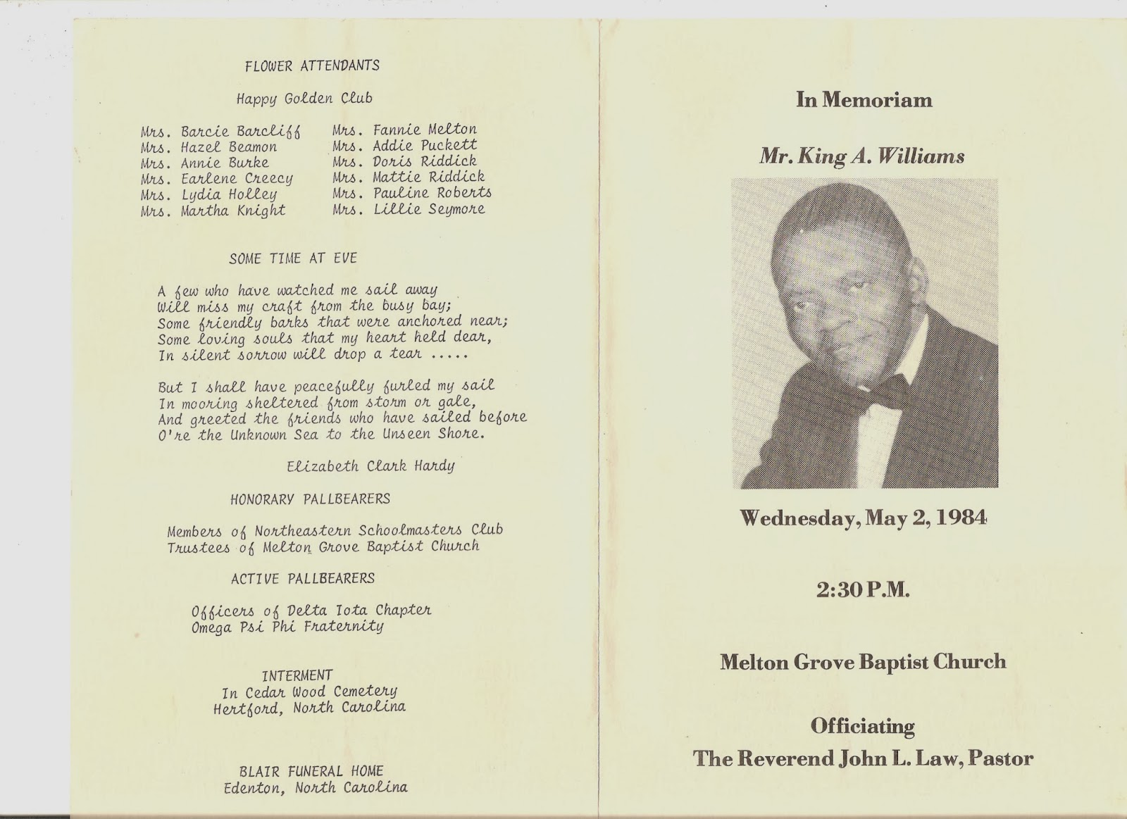 genea related funeral card friday new programs added to database