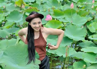 Thai nha van lo nhu hoa 006 Trọn bộ ảnh Thái Nhã Vân lộ nhũ hoa cực đẹp
