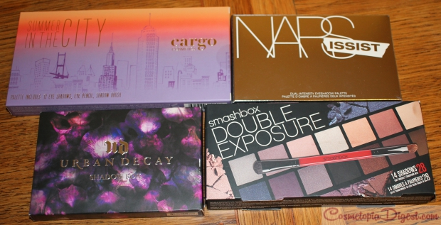 Mid-year Makeup Haul from Selfridges, Boots, Sephora Italy and more