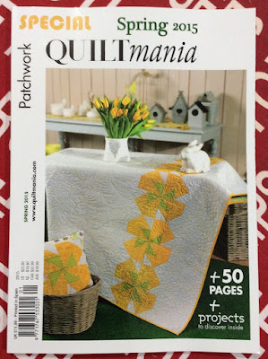 Quiltmania Spring 2015 Special