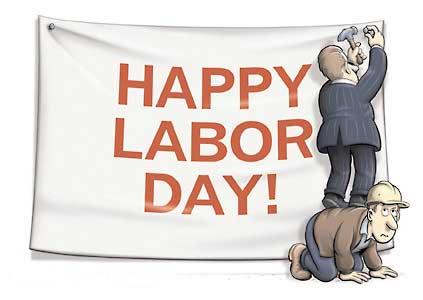 Billy Info: Happy Labour Day! - Jom Baca Kisah Asal-Usul Hari Pekerja