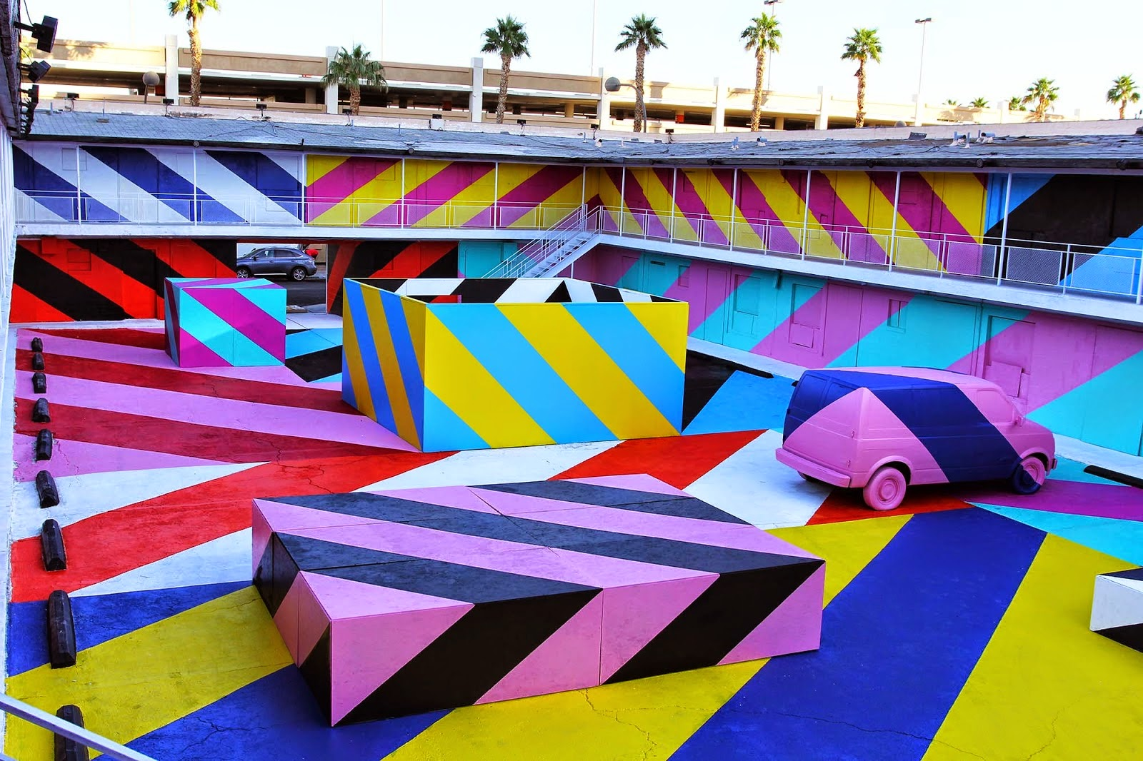 Street art and graffiti in las vegas where to go and who to see streetartnews streetartnews