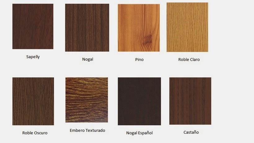 Muebles color roble oscuro 20170814180632 for Color nogal claro