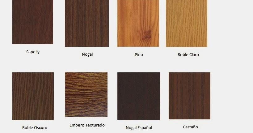 Lacados mundocolor sublimacion madera - Color nogal en madera ...