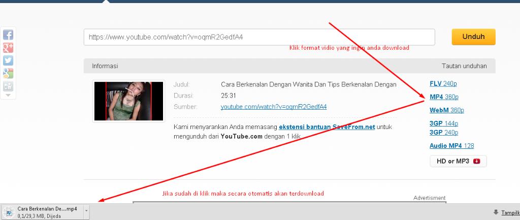Trik download video di youtube sewa laptop di surabaya trik download video di youtube ccuart Image collections