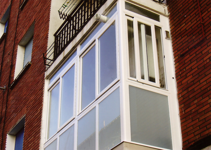 Acristalamiento de balcones cerramientos ciudad real presupuesto gratis acristalamintos de - Cerramientos de balcones ...