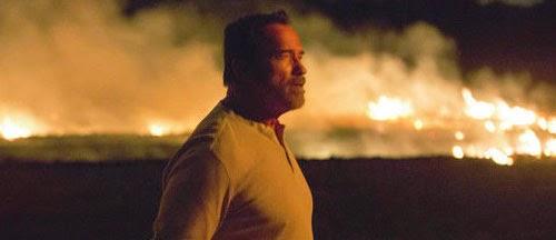 Trailer for Maggie starring Arnold Schwarzenegger