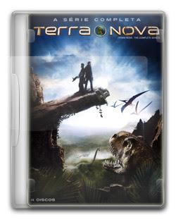 Terra Nova 1ª Temporada – DVDRip AVI Dual Audio + H264 Dublado H264