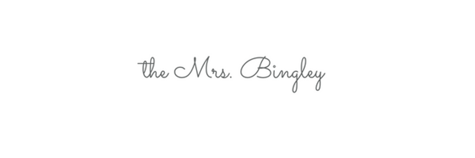 The Mrs. Bingley