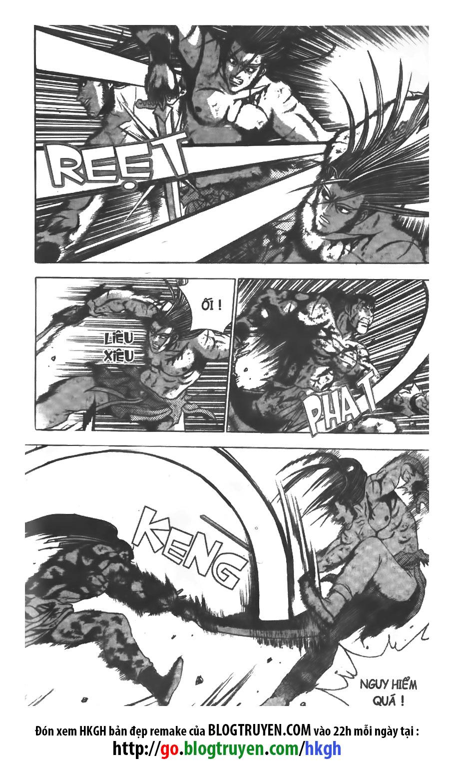 Hiệp Khách Giang Hồ chap 215 page 7 - IZTruyenTranh.com