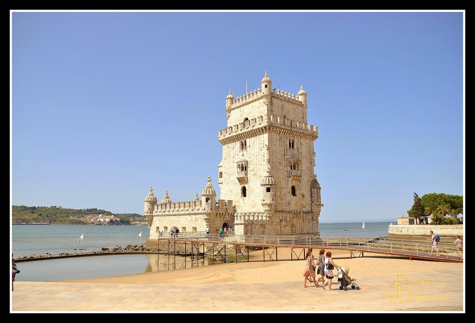 Torre+de+Belém+Lisboa+Portugal+monumentos+de+Portugal