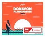 DONAVON FRENKEREITER. MUSEO DE ARTE CONTEMPORANEO. 17 DE ENERO 2017
