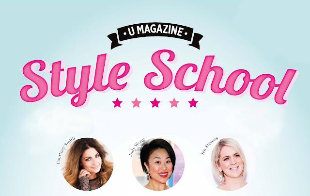 U Magazine U Style School