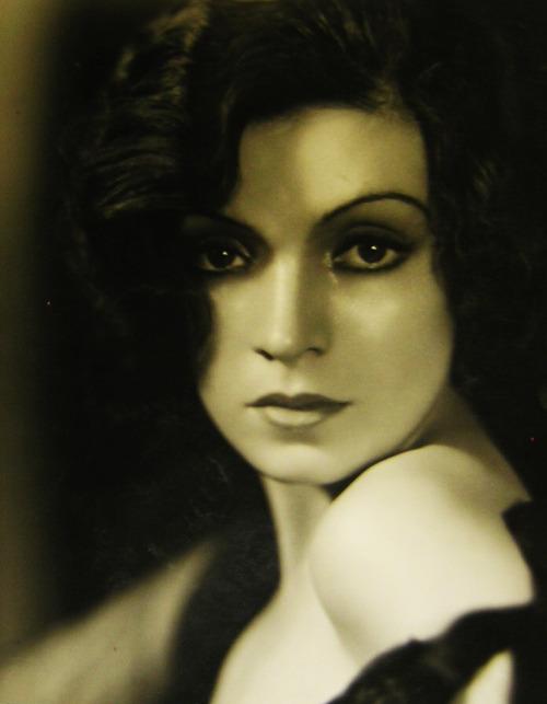 vintage portrait conchita montenegro